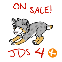 JDs on SALE! by xX-Chase-Xx