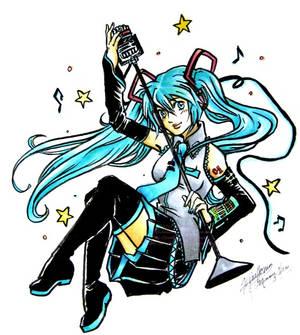 Vocaloid - Miku Collab