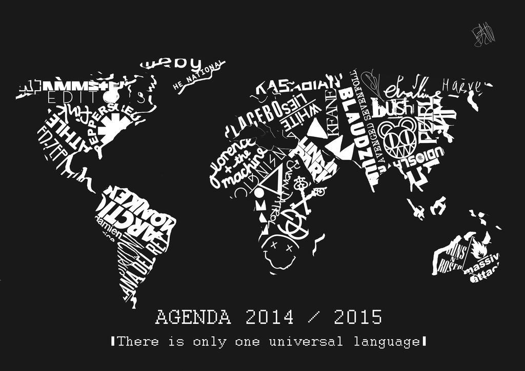 Agenda by Boutzzz