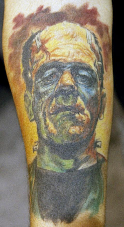 Basil Gogo's Frankenstein by johndevilman