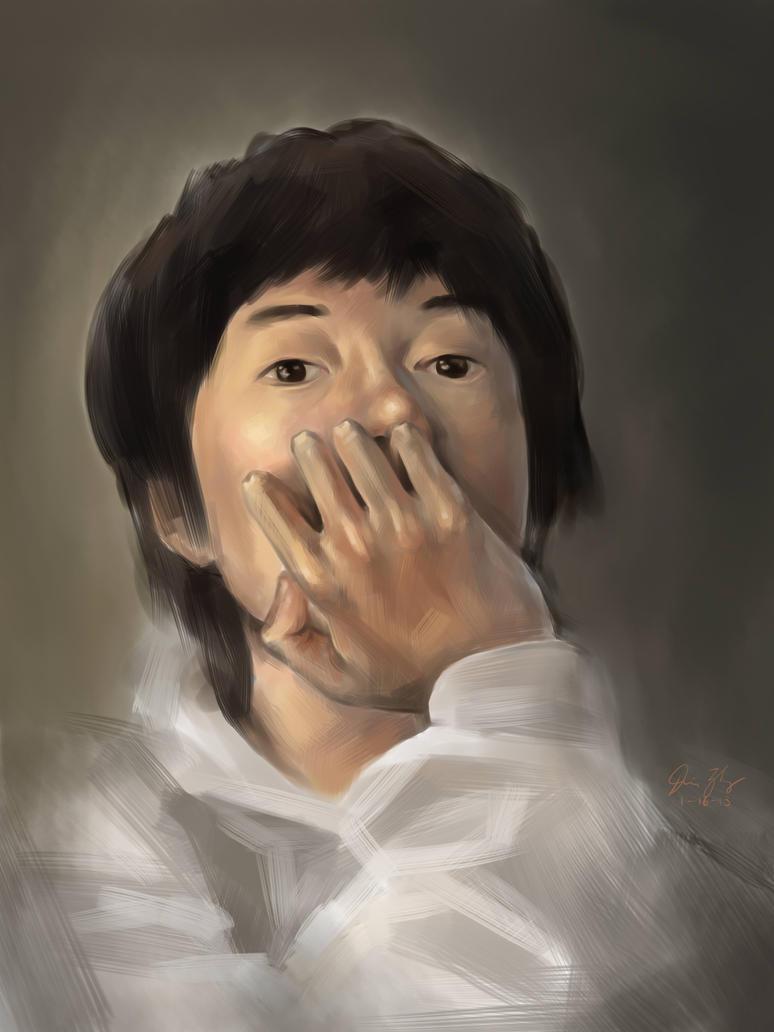 Self Portrait 2 by Cooooookies