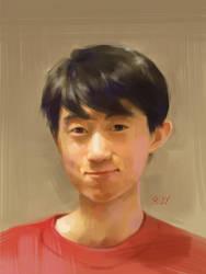 Self Portrait 3 by Cooooookies