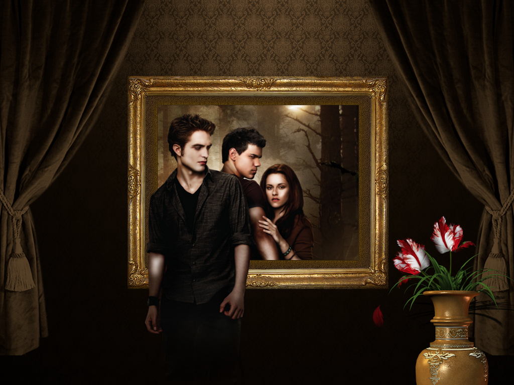 New Moon Wallpaper by Juantelos
