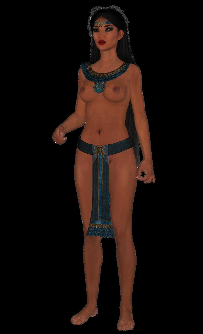 Azteca princesa 2 by Juantelos