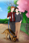Comm: Walk in the Park
