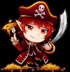 CK: Pirate Pyroxus