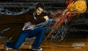 Harry Dresden Wizard for Hire by Elmer Pueblo by mister-fix