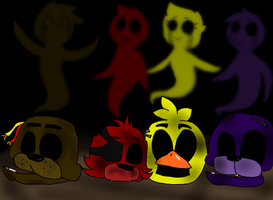 rip five nights at freddys by starlight-scarlet