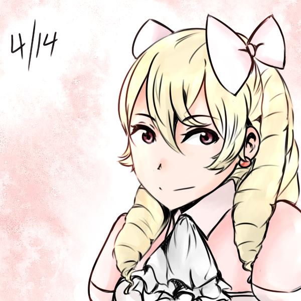 Happy Birthday Maribelle! by angiecake66