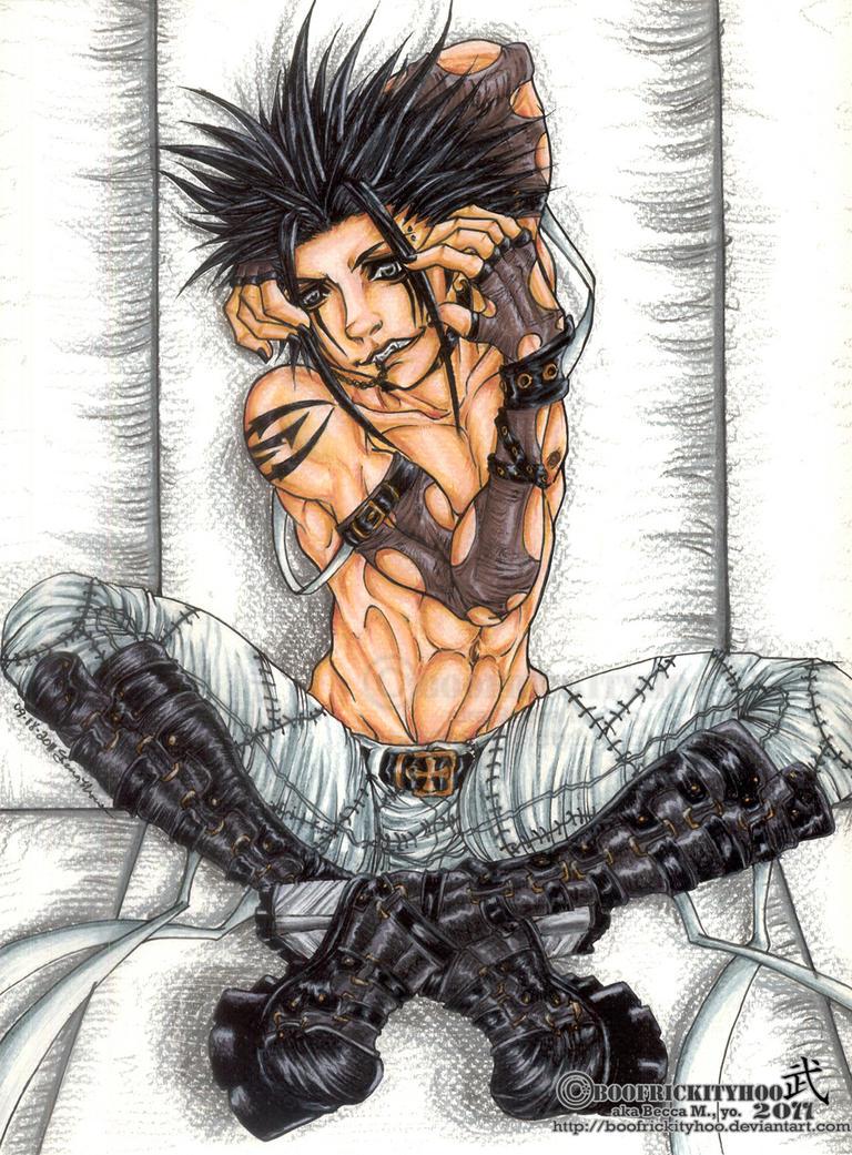 .:Schizophren:. by Hatter2theHare