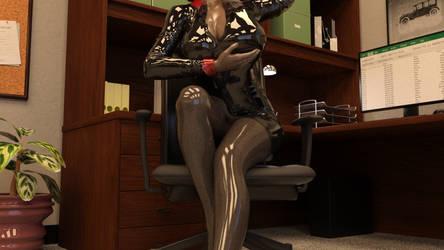 My latex secretary