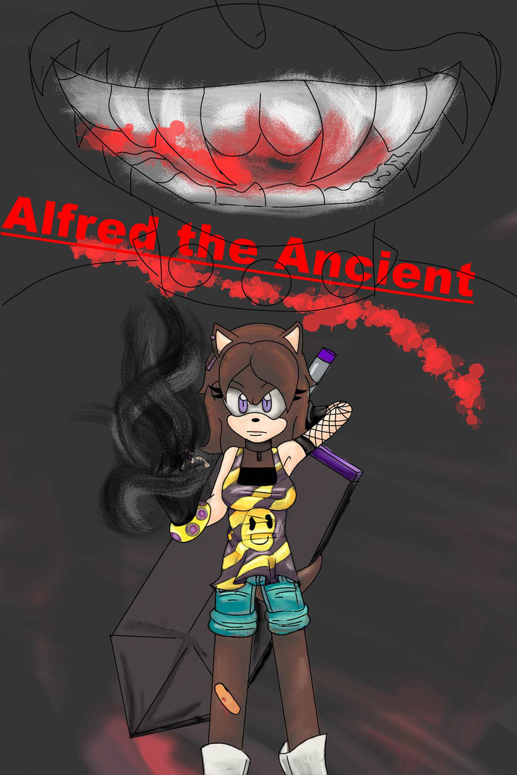 Alfred The Anceint by 1feellikeamonster