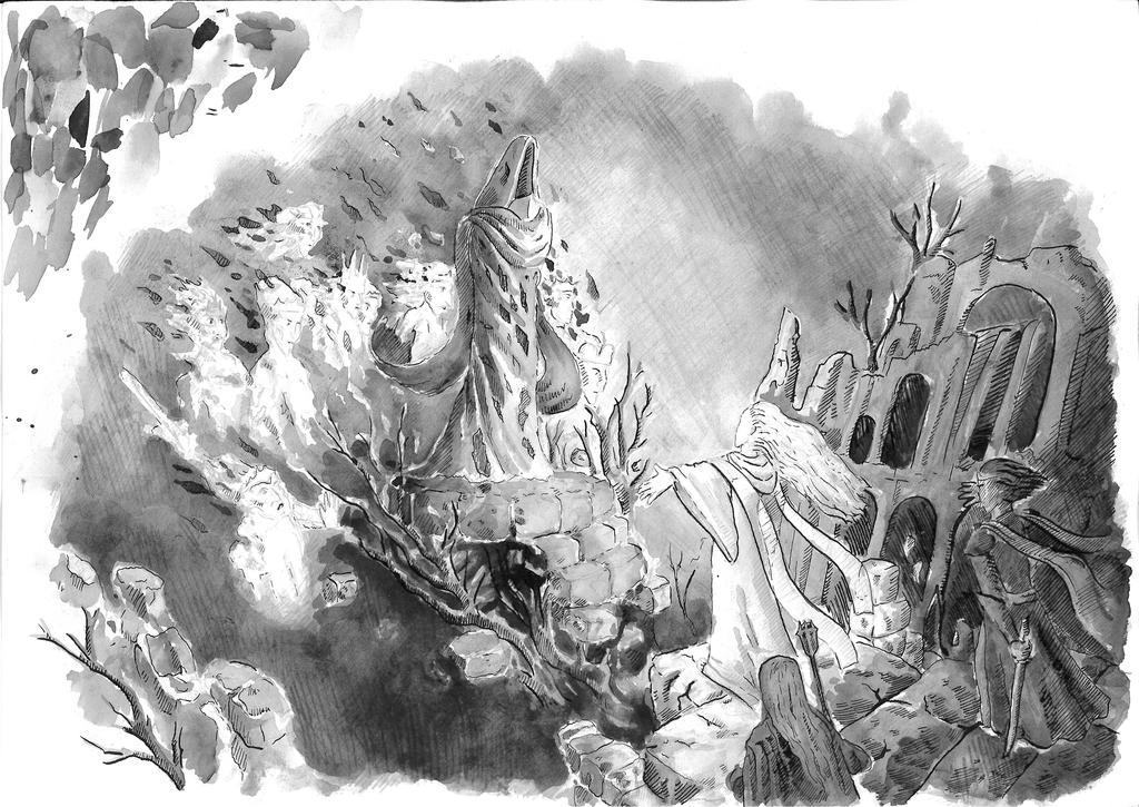 Dol Guldur by Attiris-V