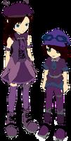 Pointsettia and Garment