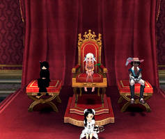 Brimagh Royal Family (Minus One) by Pointsettia