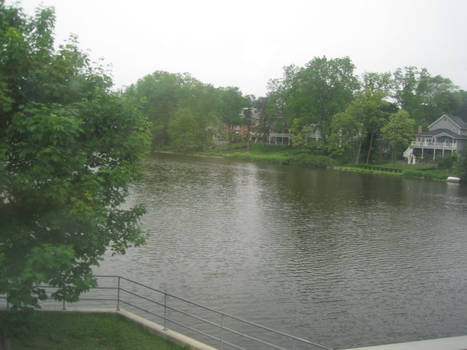 Avon River In Stratford