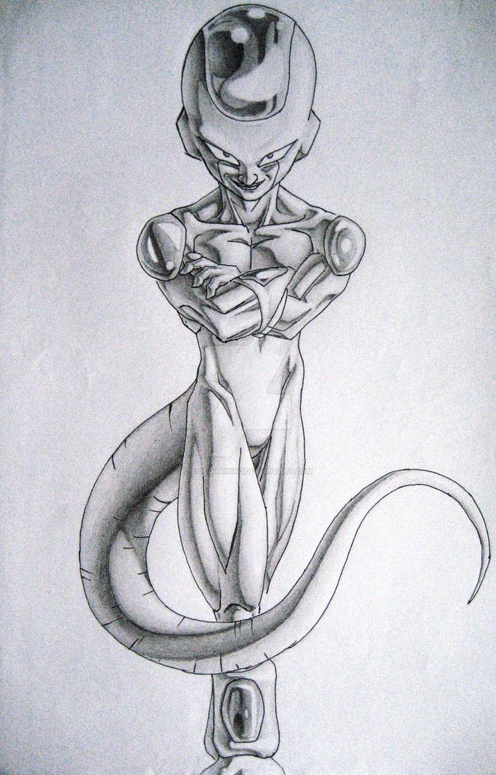 Frieza by TicoDrawing