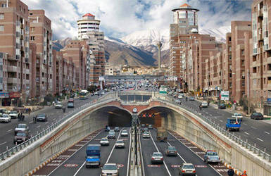 Tahran-Iran by ledo4life