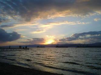 Sunset - Aqaba Beach