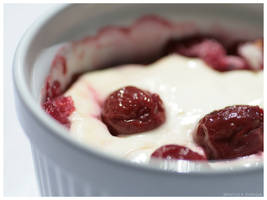 Sweet Morello Cherries by sellerie