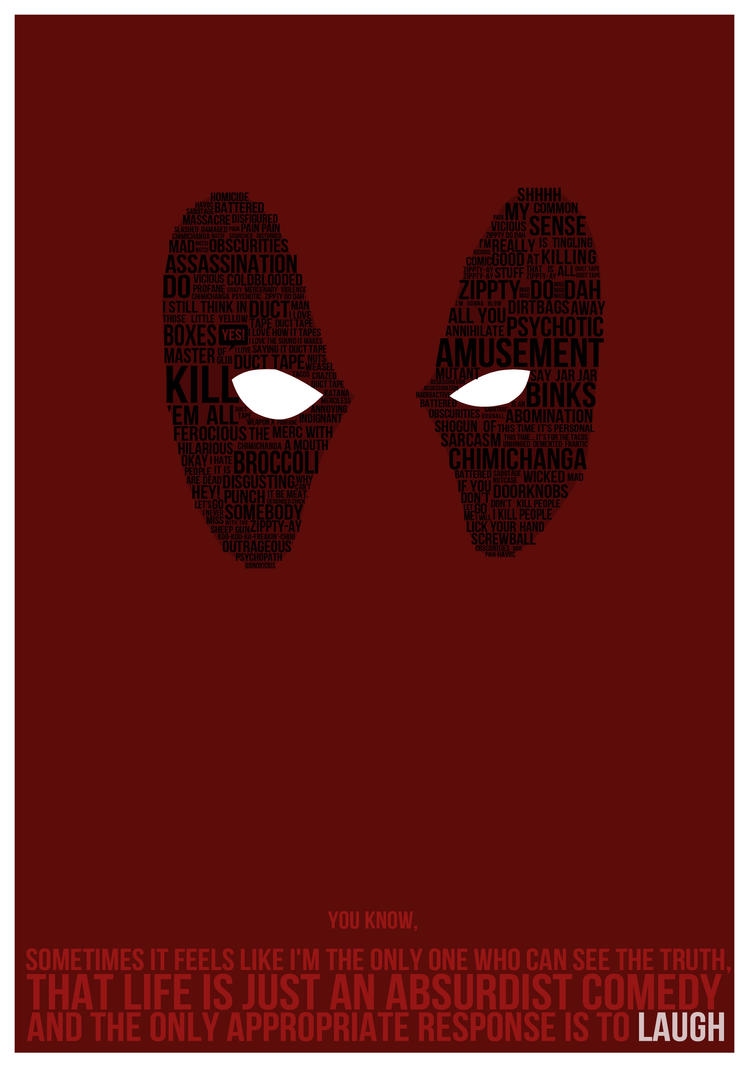 Deadpool - The merc with a mouth by 47X