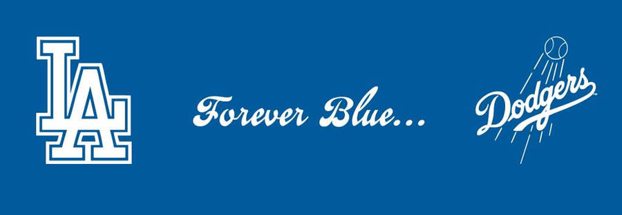 LA Dodgers- Forever Blue... by MonsieurTT