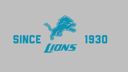 Detroit Lions Header