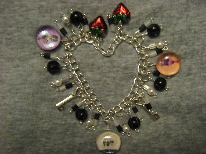 NANA Charm Bracelet by Moongleam
