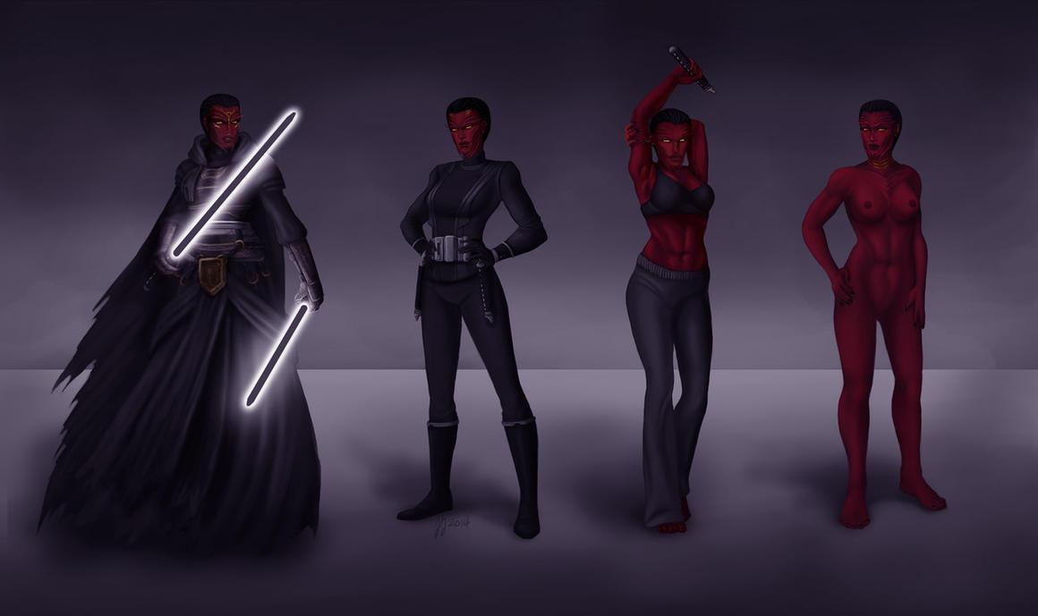 Krayta Character Reference by jojollyart by BlackRain1678