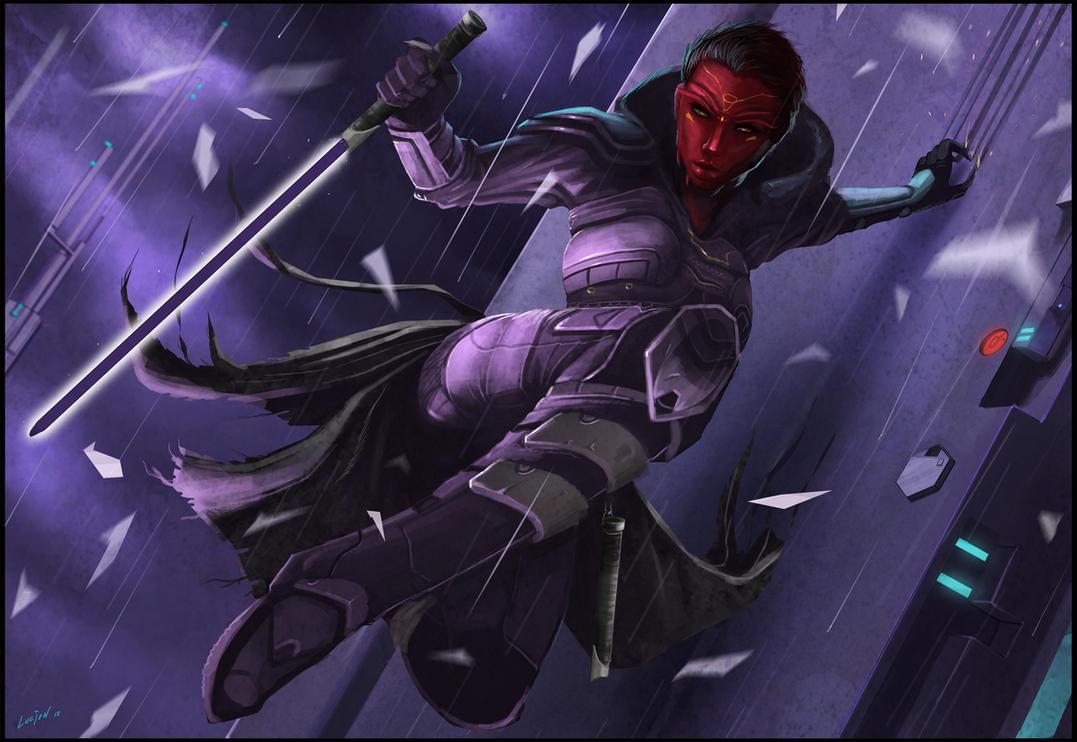 Epic Krayta by Lucien by BlackRain1678
