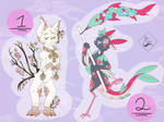Japanese style adopts (auction)(collab)(close 2/2)