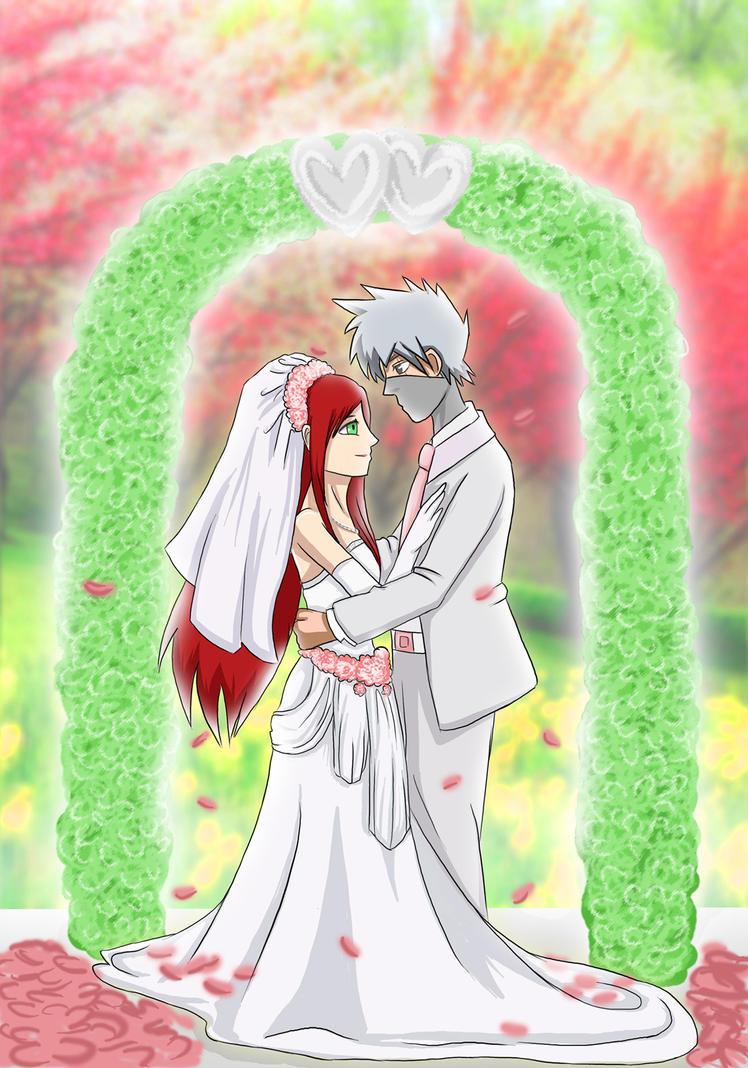 Naruto Natsuhi Kakashi Natsuhi at Wed...