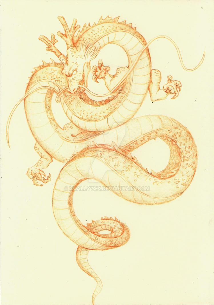 Dragon by xxally7xx