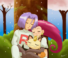 Spring Nap-time by Meroni