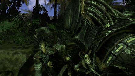 Hunter's Path by ScorpionKing255