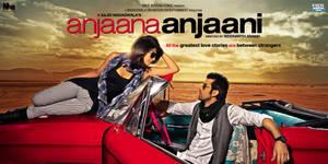 anjaana anjaani 2nd poster