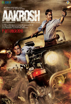 AAKROSH 2nd poster