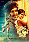 3rd poster for BHAAG MILKHA BHAAG