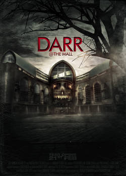 2nd poster for DARR AT THE MALL