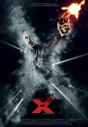 2nd poster for 'Mr.X' by metalraj