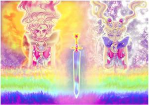 [ART] Sailor Volcanus Sailor Moon