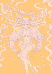 Eternal Sailor Fireball/Kakyuu