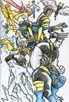Crayonultimate X-Men