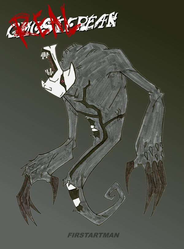 Ghostfreak: Natural Form by kjmarch on DeviantArt