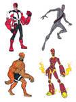 Ben 10 Super Soldiers