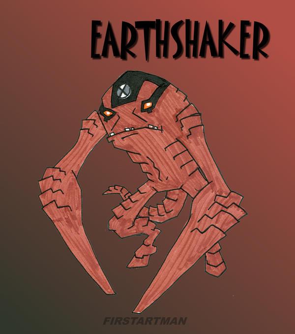 earthshaker ben 10 -#main