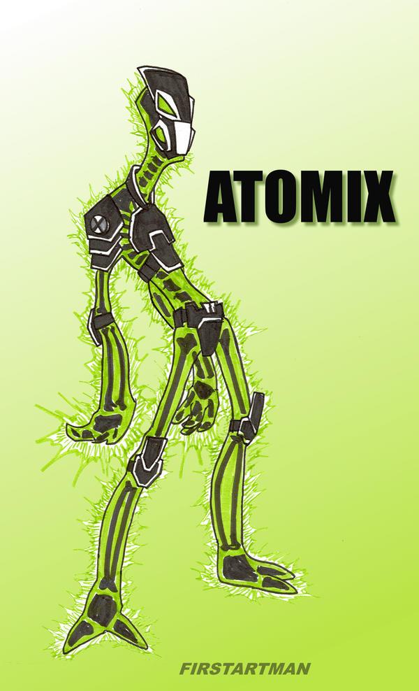 Body Shop Near Me >> Atomix by kjmarch on DeviantArt