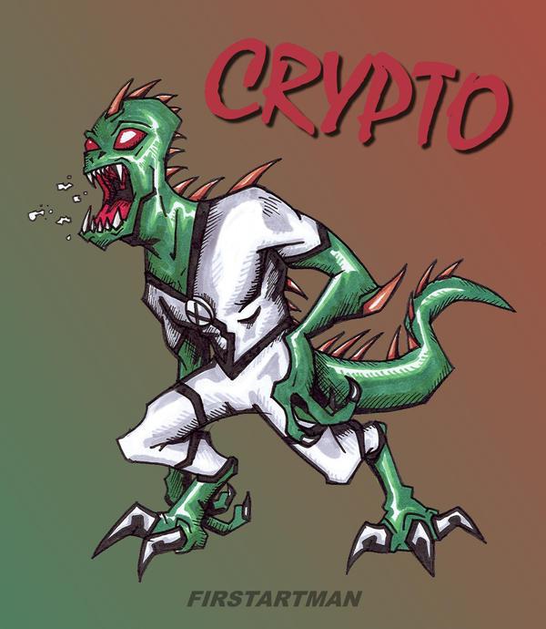 Ben 10000 Ultimate Alien: Crypto By Kjmarch On DeviantArt