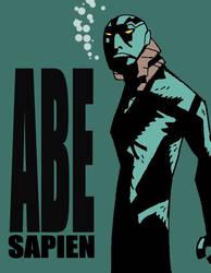 Abe Sapien by kjmarch