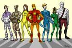 The Justice Squadron